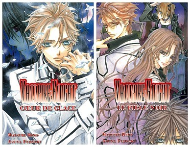 Vampire Knight les romans