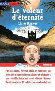 Le voleur d'éternité de Clive Barker