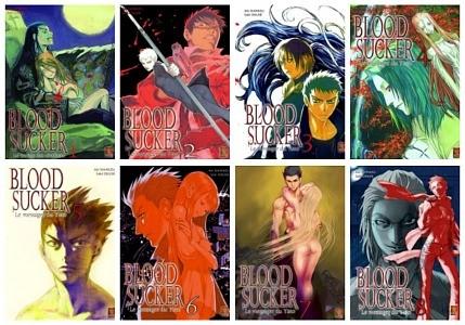 Blood sucker Aki Shimizu et Saki Okuse