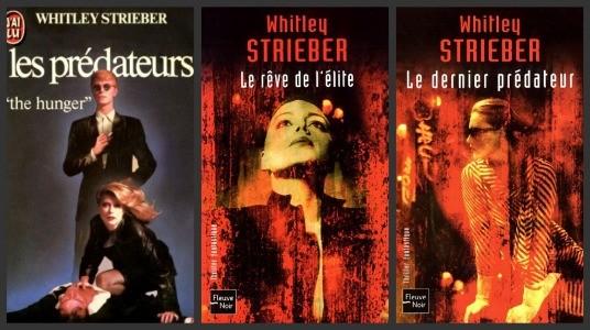 LES PREDATEURS trilogie de Whitley Strieber