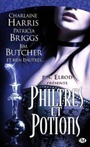 Philtres et Potions, anthologie Bit-lit