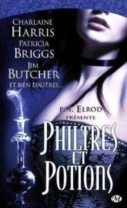 Philtres et Potions, anthologie Bit-lit