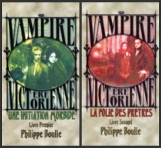 Vampire : L'ère Victorienne de Philippe Boulle
