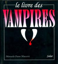 Le livre des Vampires de Manuela Dunn Mascetti