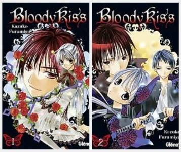Bloody Kiss (Manga / Manwha)