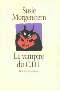 Le Vampire Du C.D.I par Morgenstern Susie