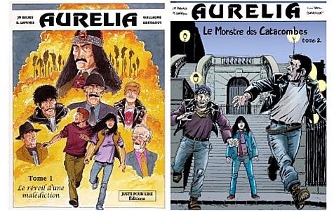 Aurelia de J-M Beurq, B. Lapeyre, G. Berteloot