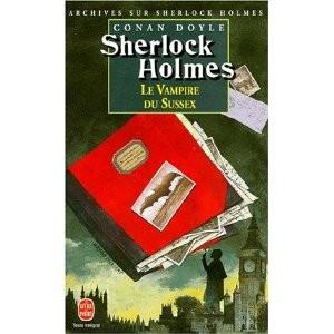 Le Vampire Du Sussex de Conan Doyle