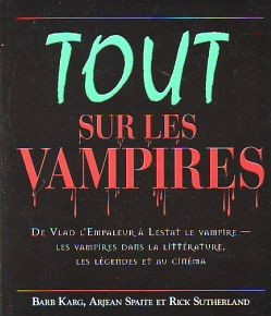 Tout sur les vampires...