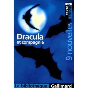 Dracula Et Compagnie : 9 nouvelles
