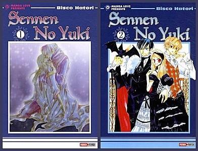 Sennen No Yuki de Bisco Hatori (panini manga)