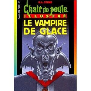 Le vampire de glace de R-L Stine