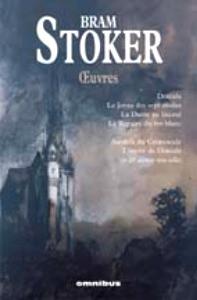 Bram Stoker oeuvres par Alain Pozzuoli et Jean-Pierre Krémer