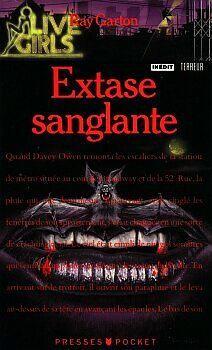 Extase sanglante de Ray Garton