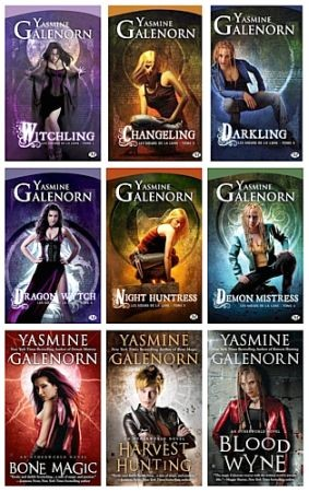 Les Soeurs de Lune de Yasmine Galenorn