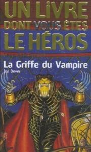 La Griffe Du Vampire par Dever Joe