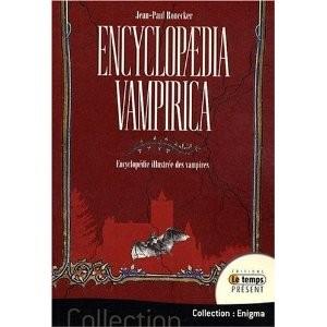 Encyclopaedia Vampirica de Jean-Paul Ronecker