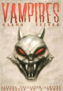 Vampires de Tezuka, Osamu