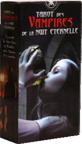 Tarot des Vampires de la nuit éternelle
