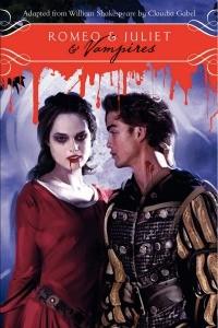 Romeo & Juliette & Vampires par Claudia Gabel