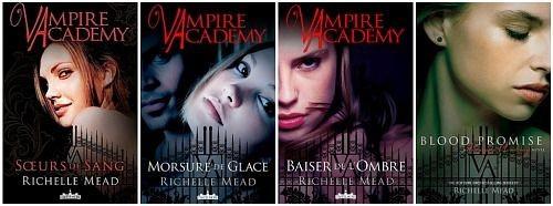 vampire academy livre tome 1 pdf