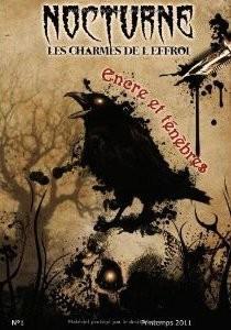 Nocturne, les charmes de l'effroi : Encre et ténèbres !