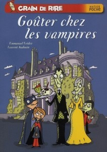 Goûter Chez Les Vampires de Jean-Christophe Fournier
