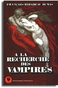 A la recherche des vampires de François Ribadeau Dumas