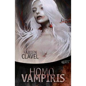 Homo vampiris de Fabien Clavel