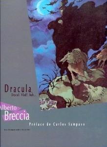 DRACULA, DRACUL, VLAD ? BAH... par Alberto BRECCIA (bd)