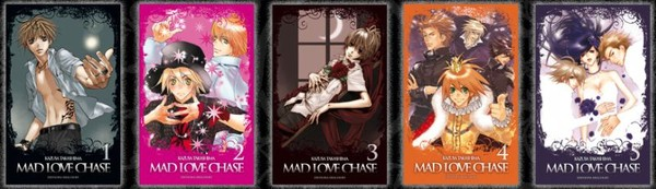 Mad Love Chase de TAKASHIMA Kazusa