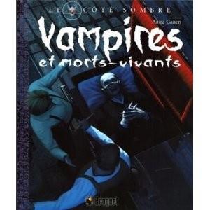 Vampires et morts-vivants d'Anita Gareni