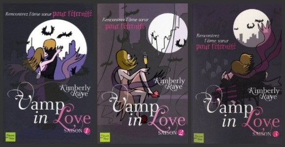 Vamp in love de Kimberly Raye