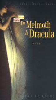 De Melmoth à Dracula de Claude Fierobe