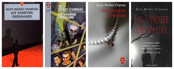 Un vampire ordinaire de Suzy Mc Kee Charnas
