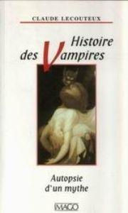 Histoire des Vampires de Claude Lecouteux