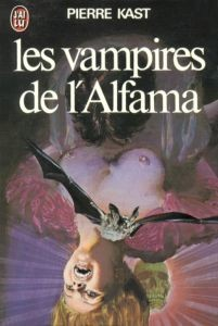 Les vampires de l'Alfama de Pierre Kast