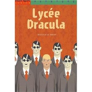 Le Lycée Dracula de Douglas Rees