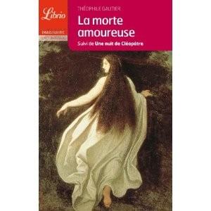 La morte amoureuse de Théophile Gauthier