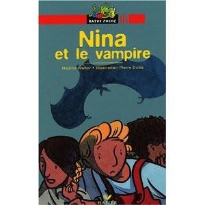 Nina et le vampire de N. Walter