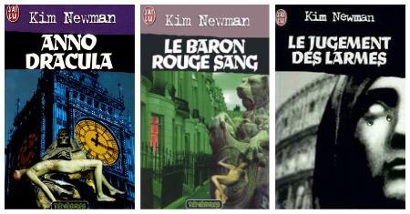 Anno Dracula trilogie de Kim Newman