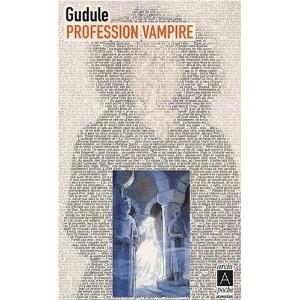 PROFESSION VAMPIRE par Gudule