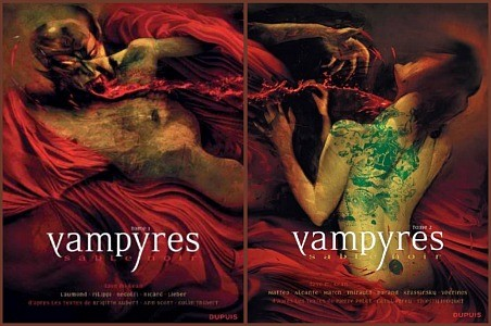Vampyres - Sable noir