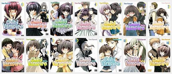Karin, Chibi Vampire de Yuna Kagesaki