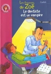 Le Dentiste Est Un Vampire par Gudule