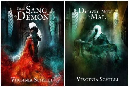 Par le sang du démon/Délivre nous du mal de Virginia Schilli