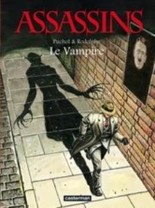 Série : Assassins Le Vampire de Düsseldorf (bd)