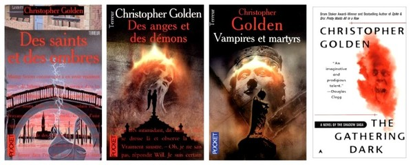 The Shadow Saga de christopher golden