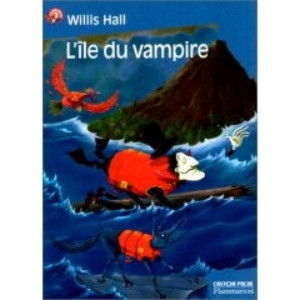 L'île du vampire de Willis Hall
