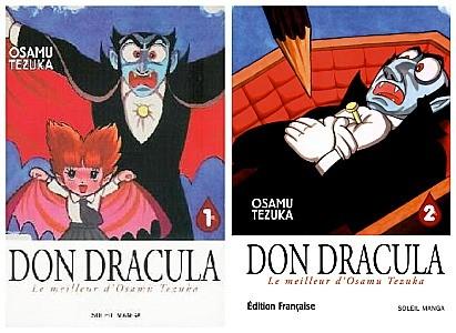 Don Dracula d'Osamu Tezuka